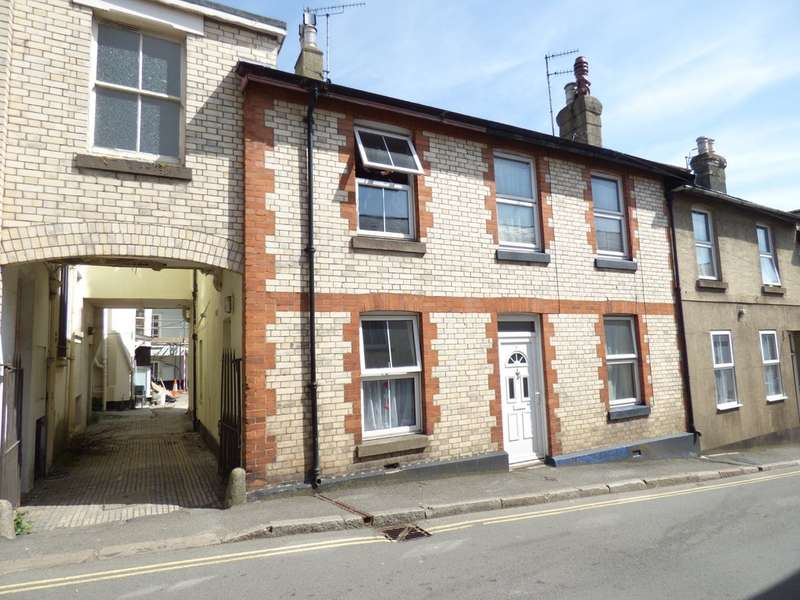 2 Bedrooms End Of Terrace House for sale in Station Road, Moretonhampstead