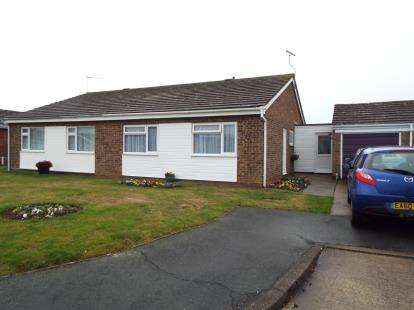2 Bedrooms Bungalow for sale in Thorrington, Colchester, Essex