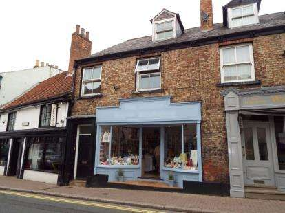 House for sale in Westgate, Ripon, North Yorkshire