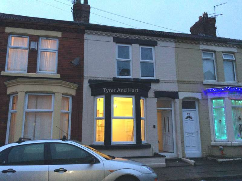 3 Bedrooms Terraced House for sale in Taunton Street, Wavertree