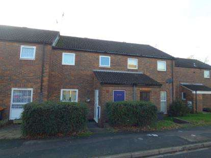 3 Bedrooms Terraced House for sale in Meadow Way, Leighton Buzzard, Bedford, Bedfordshire