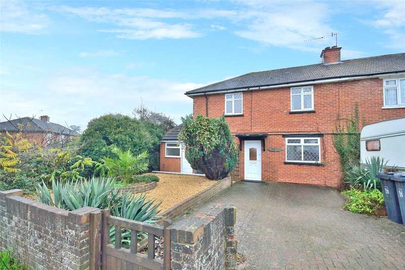 4 Bedrooms Semi Detached House for sale in Upper Brighton Road, Sompting, West Sussex, BN15