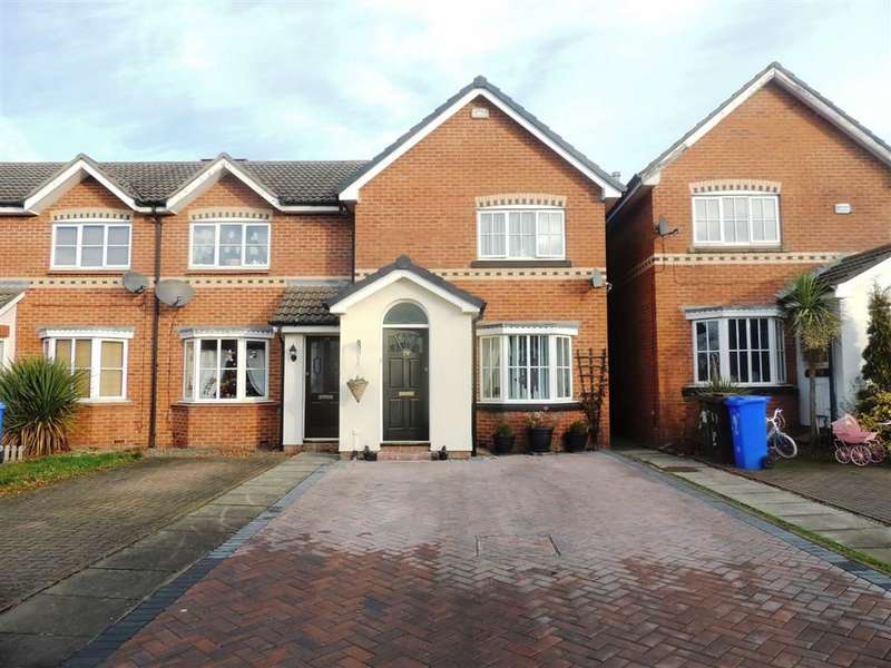 3 Bedrooms Property for sale in Silver Birches, Denton, Manchester
