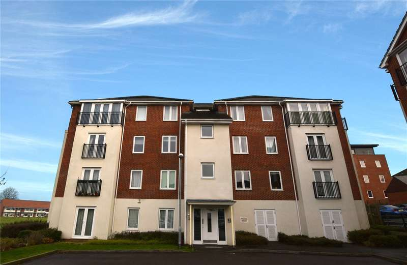 2 Bedrooms Apartment Flat for sale in Thames House, Regis Park Road, Reading, Berkshire, RG6