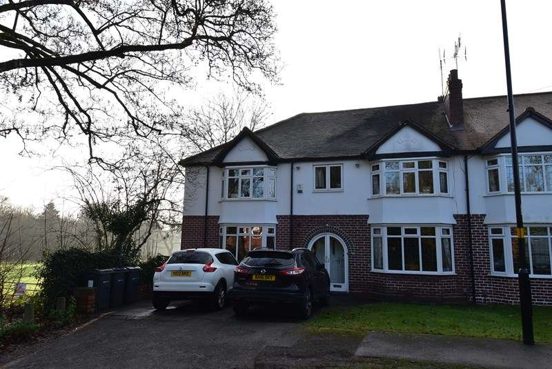 5 Bedrooms Semi Detached House for sale in Green Road, Moseley, Birmingham