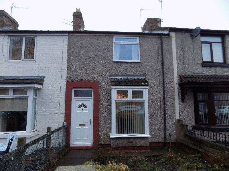 2 Bedrooms Terraced House for sale in John Street, Shildon