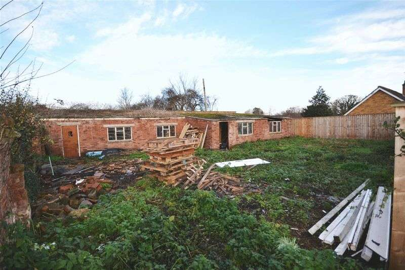 3 Bedrooms Land Commercial for sale in Building Plot - Land Adjacent to 118 West Street, Bridgwater