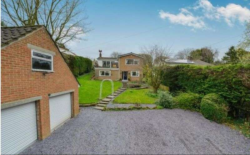 4 Bedrooms Detached House for sale in Randy Bell,