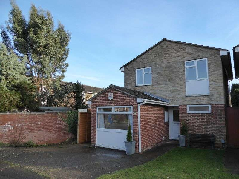 4 Bedrooms Detached House for sale in Beaufort Close, Bicester