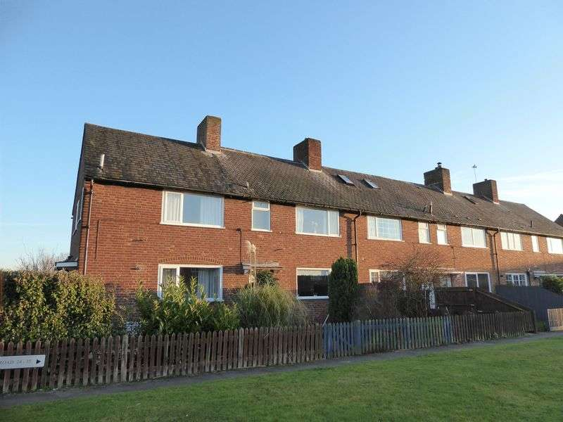 2 Bedrooms Terraced House for sale in Turnpike Road, Caversfield