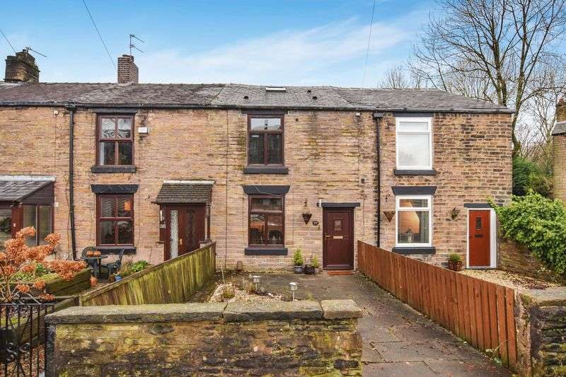 2 Bedrooms Cottage House for sale in Harvey Street, Halliwell, Bolton, BL1. PERIOD COTTAGE, 2 BEDS + LOFT RM