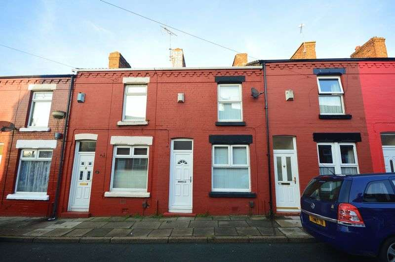 2 Bedrooms Terraced House for sale in Oceanic Road, Liverpool