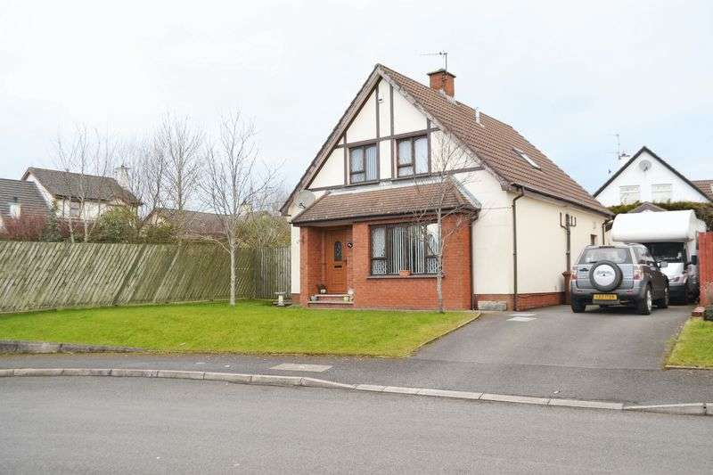3 Bedrooms Detached House for sale in Plantation Drive, Carrickfergus
