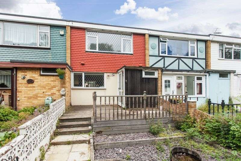 3 Bedrooms Terraced House for sale in Merricks Lane, Basildon, Essex, SS16