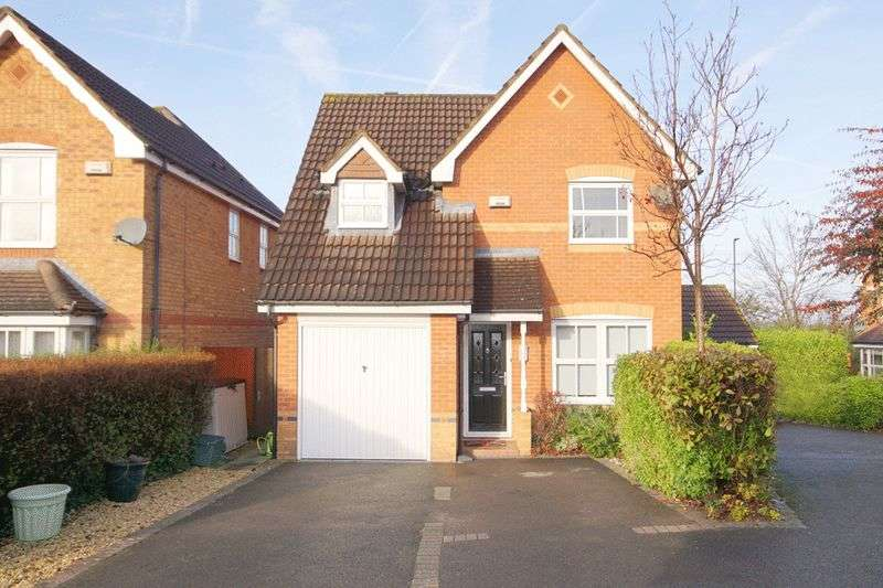 3 Bedrooms Detached House for sale in 7 Rose Oak Drive, Coalpit Heath, Bristol, BS36 2AS