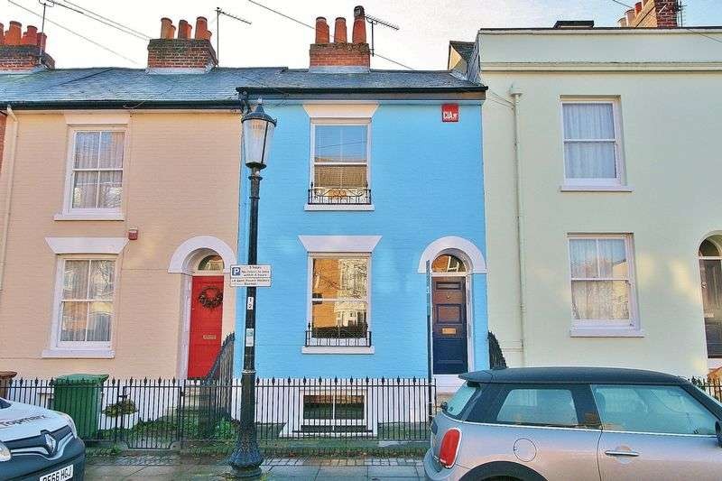 3 Bedrooms Terraced House for sale in King Street, Southsea