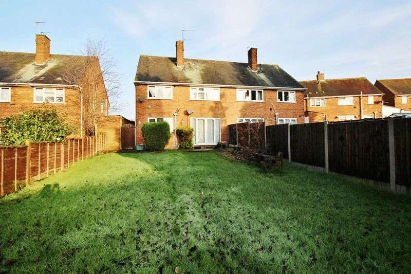 1 Bedroom Flat for sale in Griffiths Drive, Ashmore Park, Wednesfield
