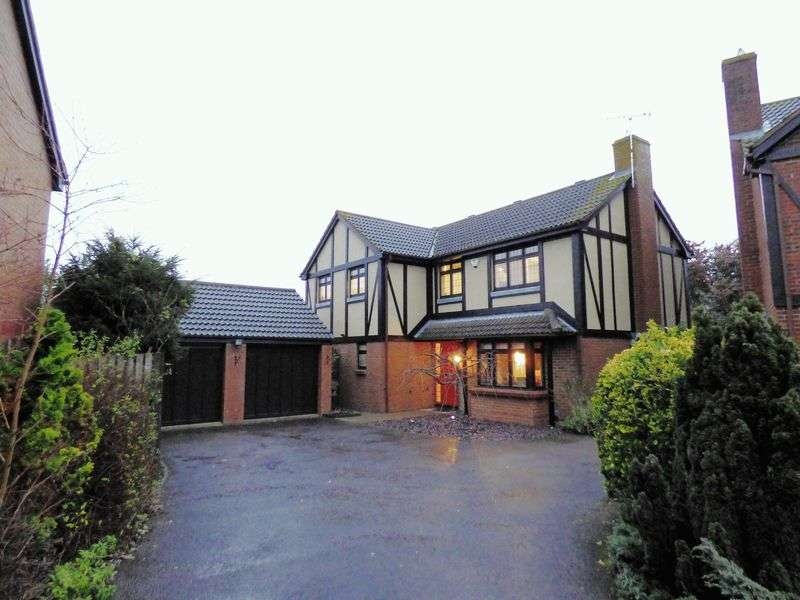 4 Bedrooms Detached House for sale in Chaceley Close, Abbeymead