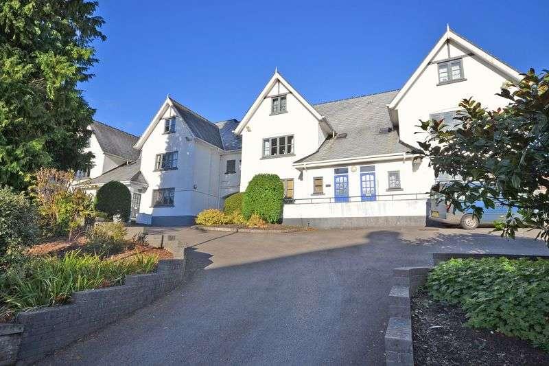 2 Bedrooms Flat for sale in Gold Tops, Newport