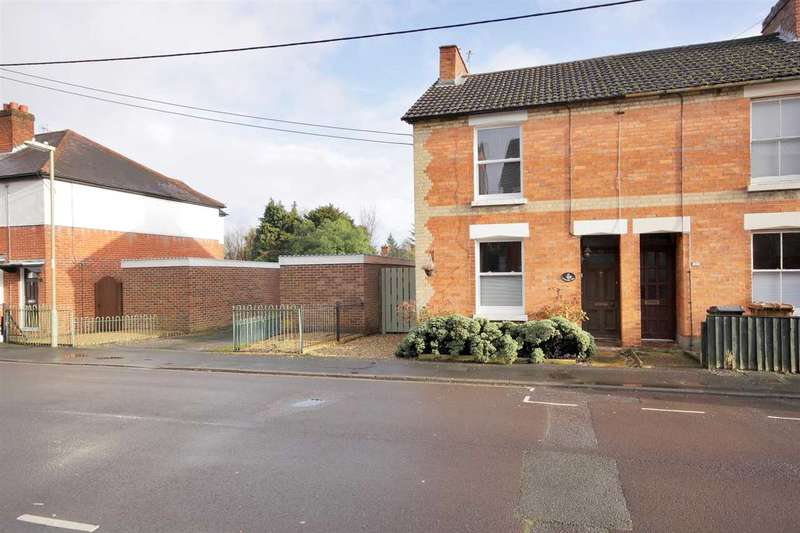 2 Bedrooms End Of Terrace House for sale in Balmoral Road, Andover