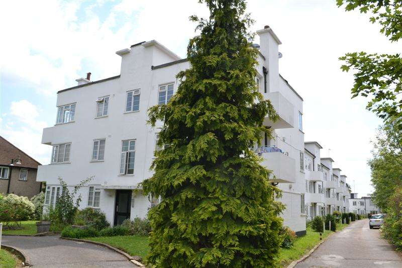 2 Bedrooms Apartment Flat for sale in Beech Lawns, North Finchley, N12