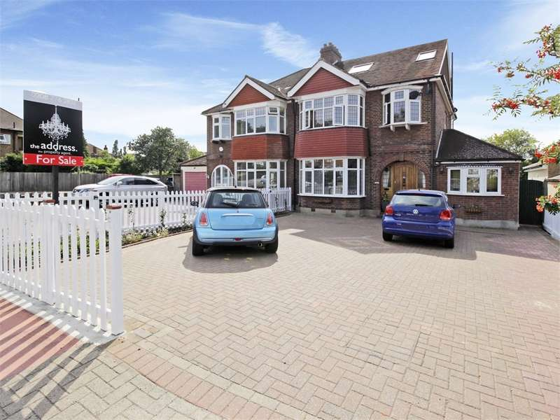 4 Bedrooms Semi Detached House for sale in Coney Hill Road, West Wickham, BR4