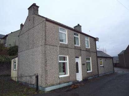 3 Bedrooms Detached House for sale in Ffordd Haearn Bach, Penygroes, Caernarfon, Gwynedd, LL54