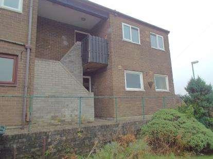 1 Bedroom Flat for sale in Chestnut Drive, Rawtenstall, Rossendale, Lancashire, BB4