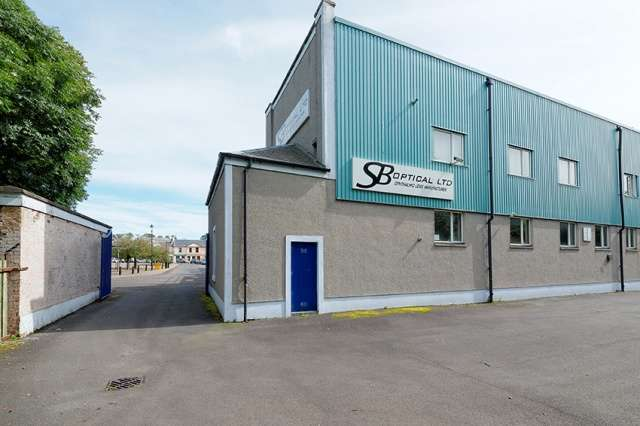 Commercial Property for sale in Mill Square, Catrine, Mauchline, East Ayrshire, KA5 6QZ