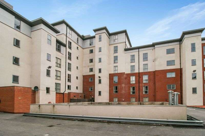 1 Bedroom Flat for sale in Stockwell Gate, Mansfield