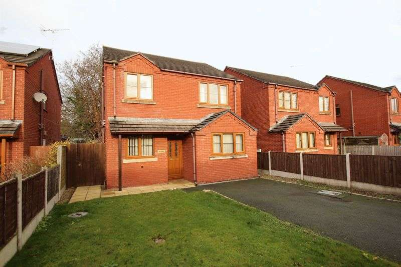3 Bedrooms Detached House for sale in West Felton, Oswestry