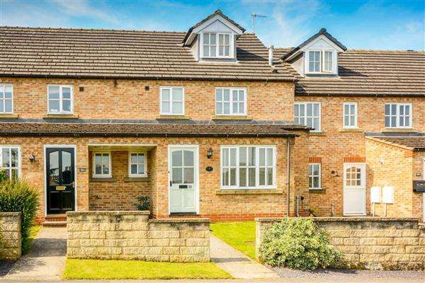 4 Bedrooms Terraced House for sale in Hollins Lane, Hampsthwaite, Harrogate