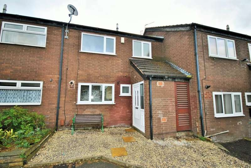 3 Bedrooms Mews House for sale in Victoria Close, Shaw Heath, Stockport