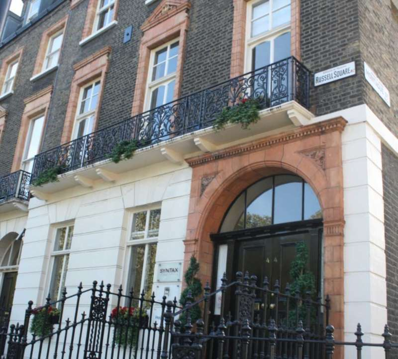 Serviced Office Commercial for rent in Russell Square, Bloomsbury WC1B