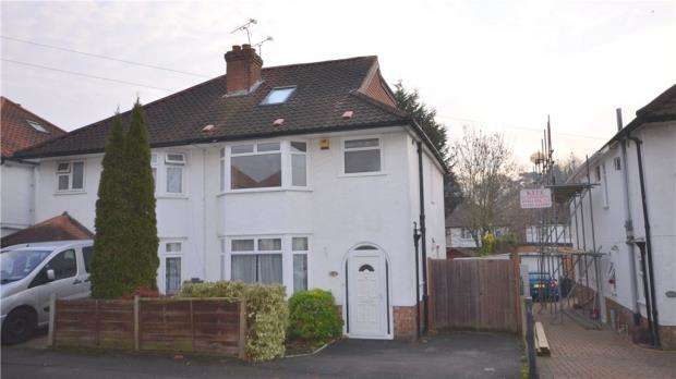 4 Bedrooms Semi Detached House for sale in Clare Road, Maidenhead, Berkshire