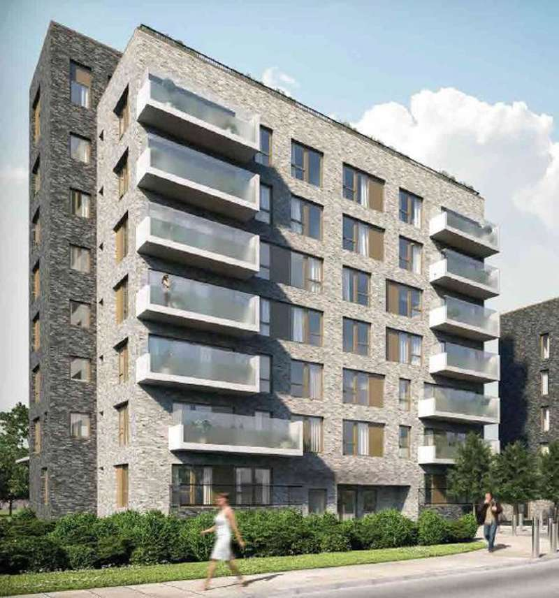 1 Bedroom Flat for sale in Royal Dockside, Royal Docks, E16