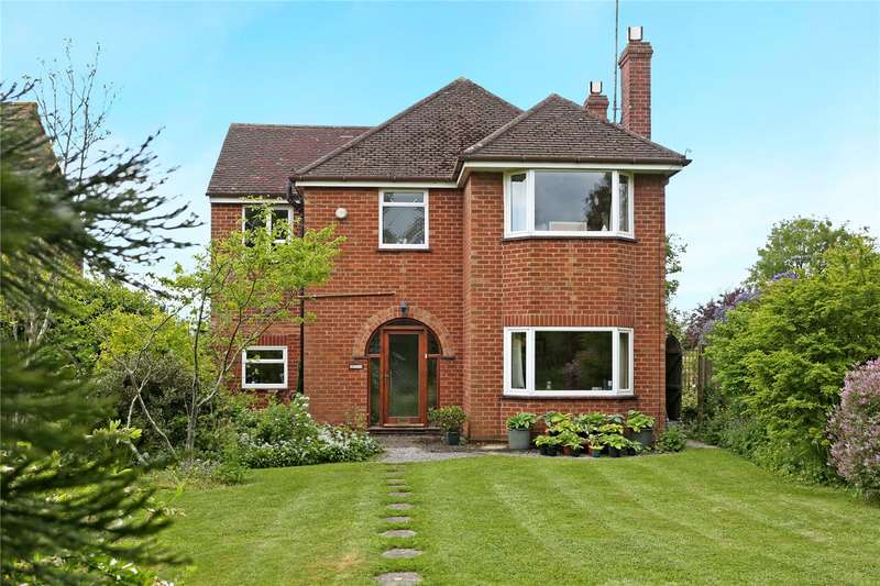 4 Bedrooms Detached House for sale in Wintles Hill, Westbury-on-Severn, Gloucestershire, GL14