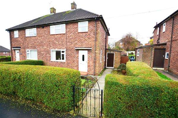 3 Bedrooms Semi Detached House for sale in Castle Street, Chesterton, Newcastle-under-Lyme
