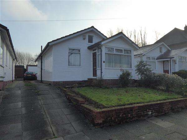 2 Bedrooms Bungalow for sale in Central Avenue, Northfield, Birmingham