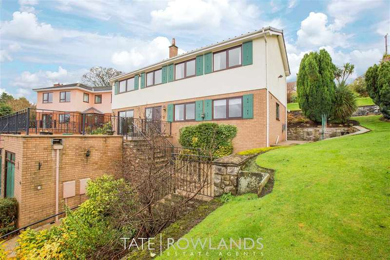 4 Bedrooms Detached House for sale in The Beeches, Milwr