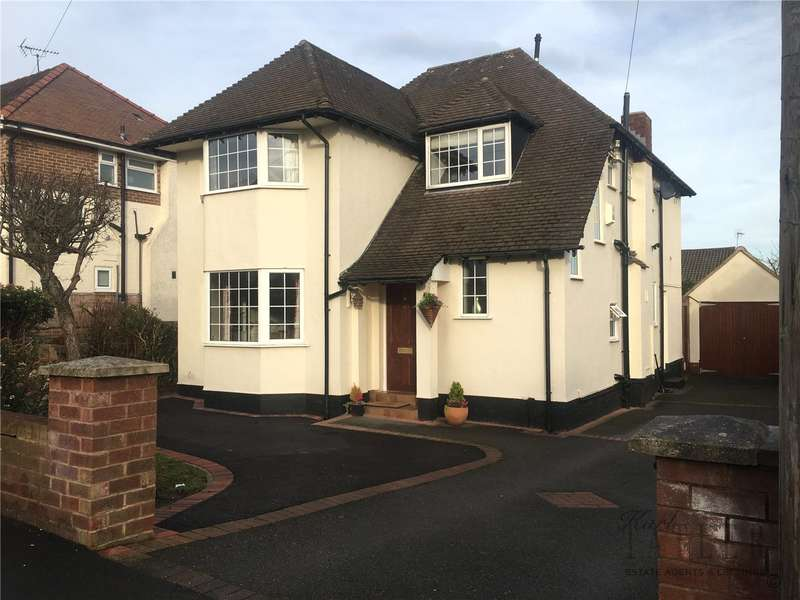 3 Bedrooms Detached House for sale in Border Road, Heswall, Wirral