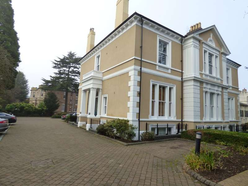 2 Bedrooms Flat for sale in Northumberland Lodge, Leamington Spa