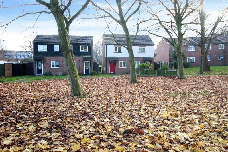 2 Bedrooms House for sale in Centre Court, Derby