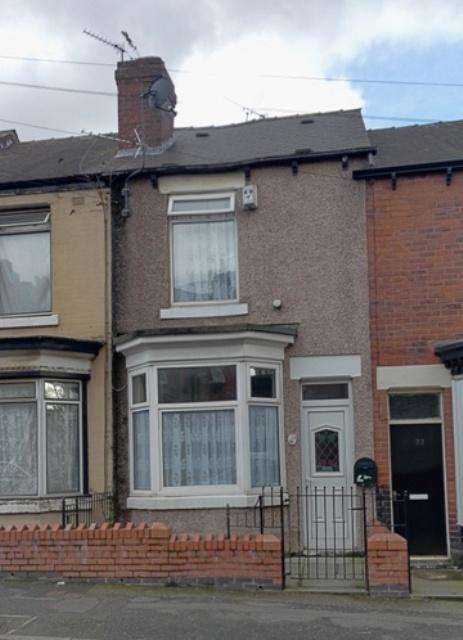 3 Bedrooms Terraced House for sale in Gainsford Road, Sheffield, S9 4RJ