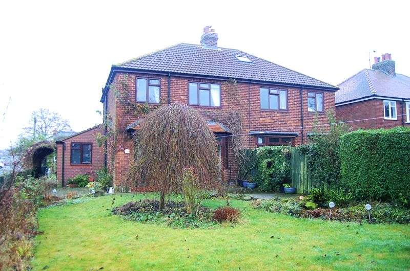 4 Bedrooms Semi Detached House for sale in Friarage Mount, Northallerton
