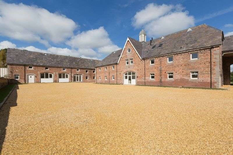 2 Bedrooms Property for sale in Bulkeley Grange Barns , Cheshire