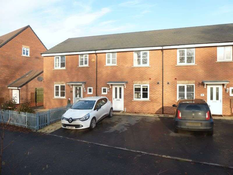 3 Bedrooms Property for sale in Williams Crescent, Shifnal