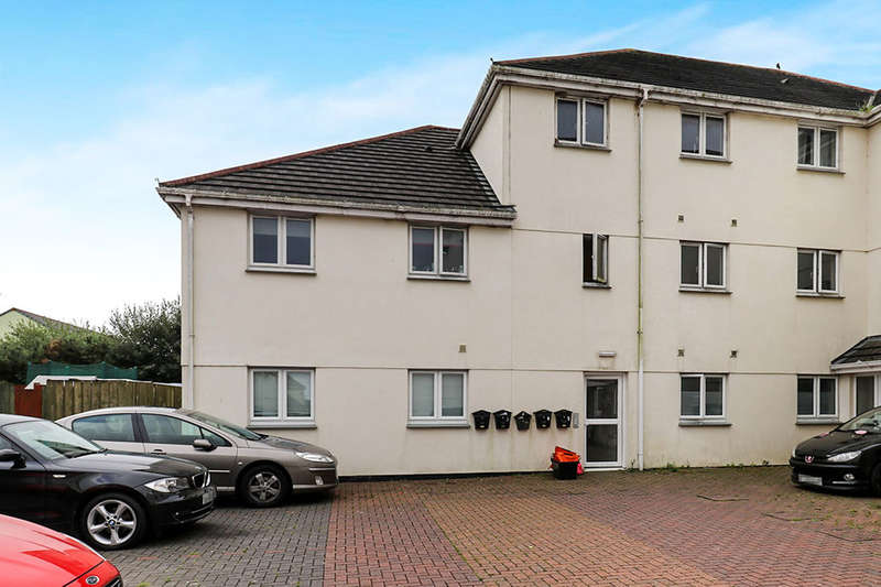 2 Bedrooms Flat for sale in Springfield Apartments Springfields, Bugle, St. Austell, PL26