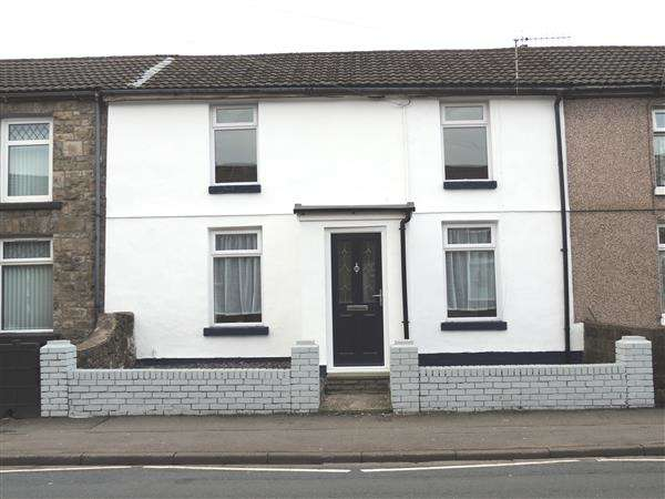 4 Bedrooms Terraced House for sale in Gelli Road, Gelli, Pentre