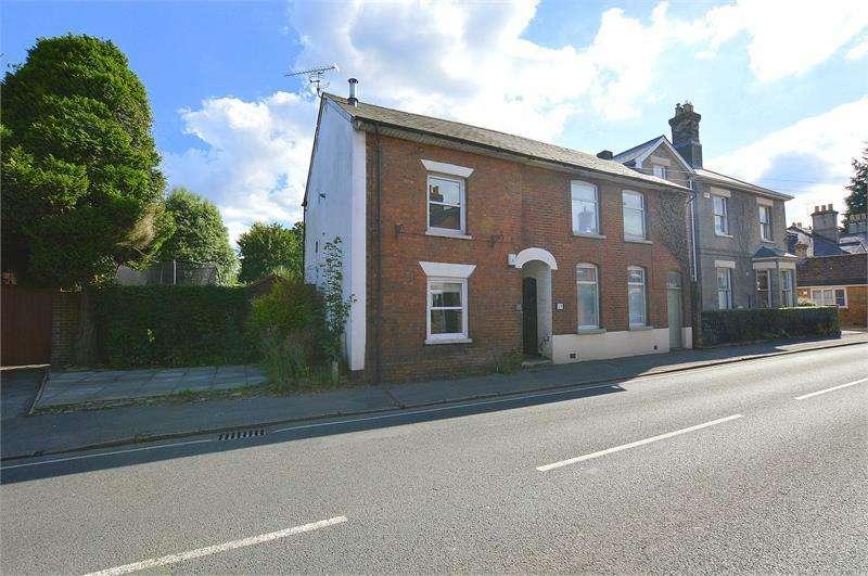 Semi Detached House for sale in Julians Road, Wimborne